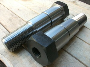 Hex reamer bolt M56 X 70φ X 66φ